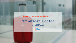 Luggage Storage at New York Airports