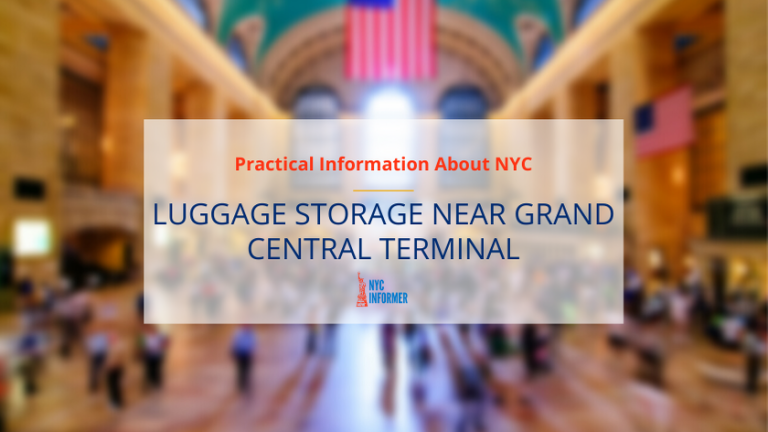luggage storage grand central terminal
