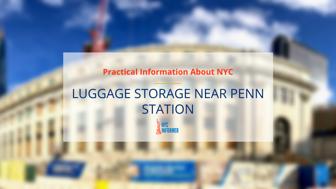 Luggage Storage at Penn Station