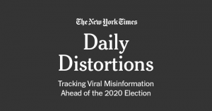 Disinformation within the 2020 Presidential Election: Newest Updates