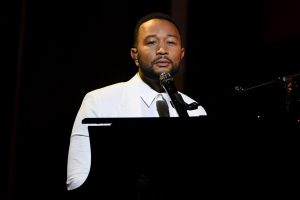 John Legend urges voters to drop off ballots if not mailed in but